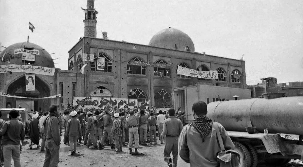 روایت رزرمنده دفاع مقدس از نقش امدادهای غیبی در آزادسازی خرمشهر