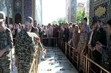 باشگاه خبرنگاران - برگزاری مراسم بزرگداشت شهدای آزادسازی خرمشهر در قم