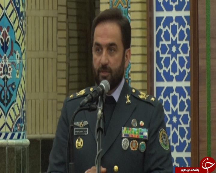 آمادگی کامل نیروی مسلح ایران برای حفظ تمامیت ارضی