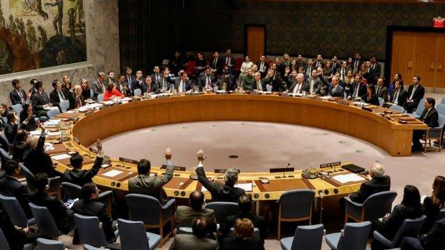 نشست شورای امنیت با موضوع حمایت از غیرنظامیان