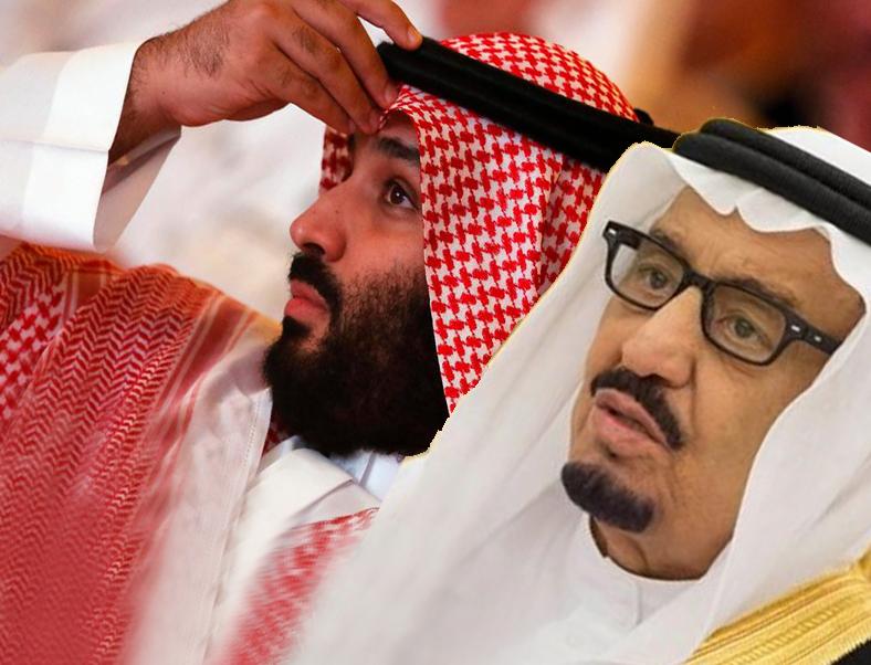 کابوس ولیعهد سعودی در آسمان/ چه چیزی خواب را از چشمان نگران رو به آسمان بن سلمان گرفته است؟