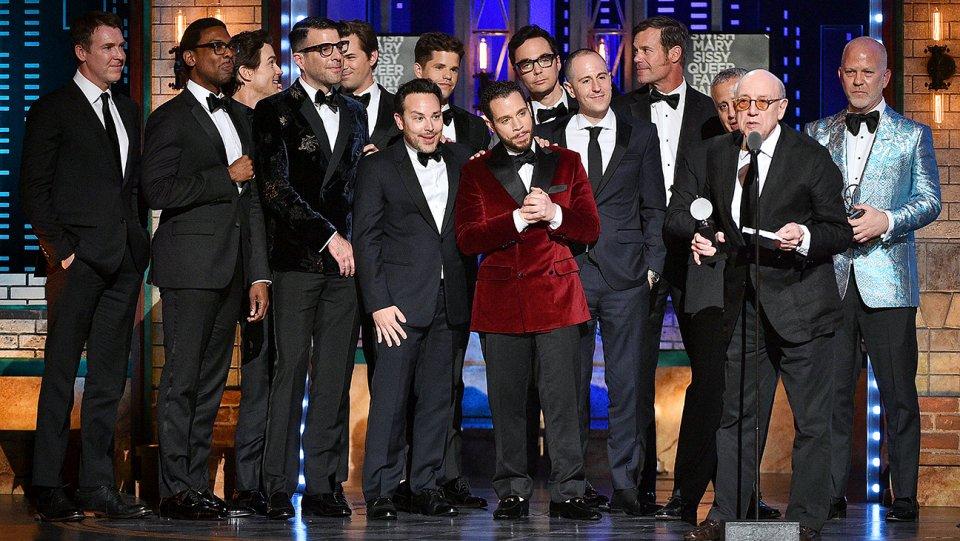 جوایز اسکار تئاتر آمریکا، برندگانش را شناخت