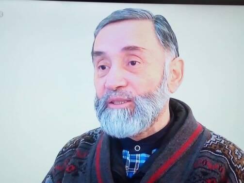 بریدن سر آیت الله غازی در زندان به وسیله داعش + تصاویر