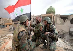 باشگاه خبرنگاران -نابودی استحکامات نظامی تروریستها در حومه حماه و ادلب