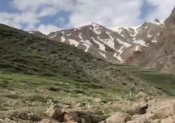 گوشهای از منطقه کوهستانی «آسور» در قاب دوربین + فیلم