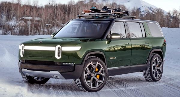 خودرویی الکتریکی با قابلیت انتقال شارژ به اتومبیلهای دیگر +تصاویر