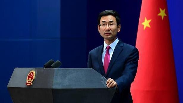 سخنگوی وزارت خارجه چین: حرفهای پمپئو پر از دروغ و سفسطه است