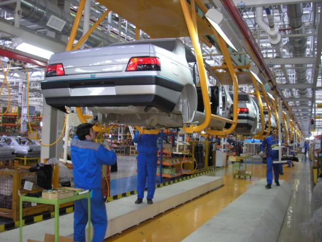 تکمیل و تحویل ۱۶ هزار خودروی ناقص ایران خودرو