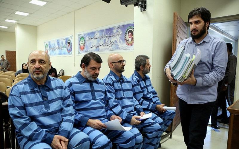 هفتمین جلسه دادگاه هادی رضوی و ۳۰ متهم دیگر آغاز شد