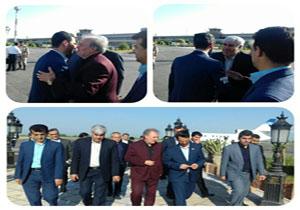 ورود وزیر ارتباطات به مازندران