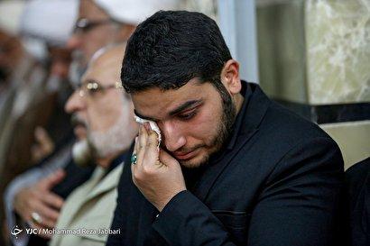 بزرگداشت امام جمعه شهید کازرون در قم