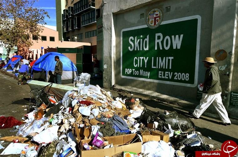 اینجا لسآنجلس است؛ دومین شهر بزرگ آمریکا + تصاویر