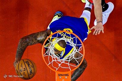 بازی پنجم فینال لیگ NBA