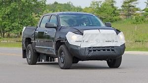 اولین آزمایش فنی خودرو Toyota Tundra Hybrid