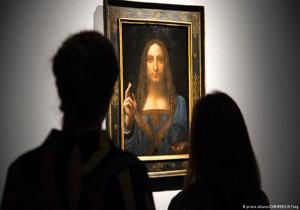 بن سلمان گرانترین تابلوی نقاشی جهان را در کجا نگه میدارد؟