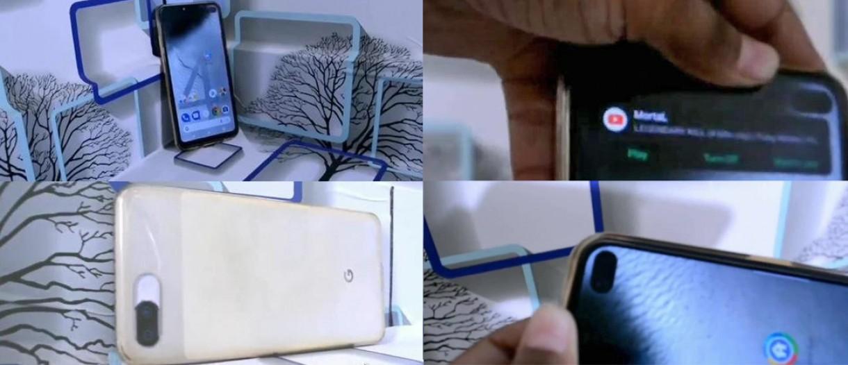 اولین تصاویر گوگل پیکسل ۴ با دوربین دوگانه فاش شد +تصاویر
