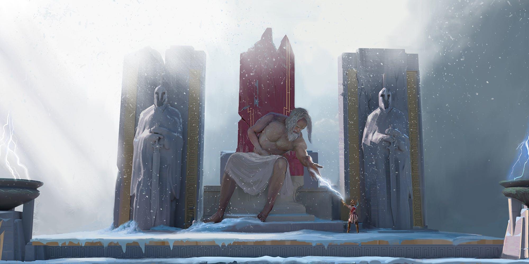 عنوان God & Monsters شما را به دنیای اسطورهها میبرد