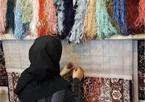 189 تخته فرش و صنایعدستی توسط مددجویان لرستان تولید شد