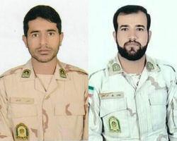 پیکر دو مرزبان شهید فردا در میناب تشییع می شود
