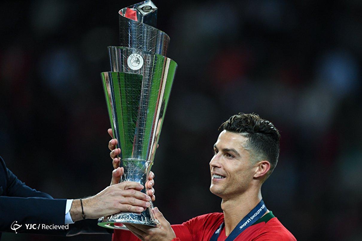 قهرمانی پرتغال در لیگ ملتهای اروپا