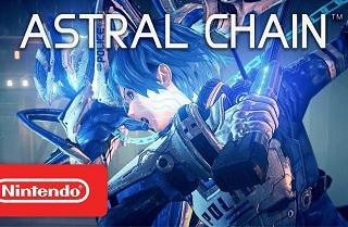 نینتندو از Astral Chain رونمایی کرد + فیلم