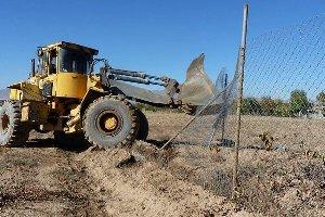 رفع تصرف ۱۴ هکتار از زمینهای تالابی منطقه حفاظت شده سیاه کیشیم