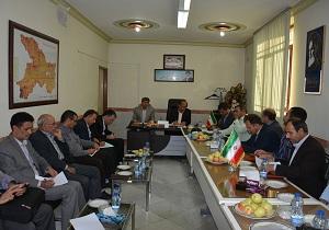 برگزاری نشست مشترک هماندیشی روسا  و نایبرئیسان هیئتهای ورزشی شهرستان کرمانشاه