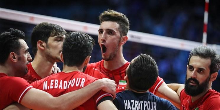 پاداش ۴۹ هزار دلاری فدراسیون جهانی والیبال به تیم ملی ایران