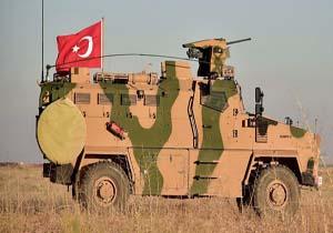 ترکیه کاروان جدیدی از ارتش خود را عازم خاک سوریه کرد