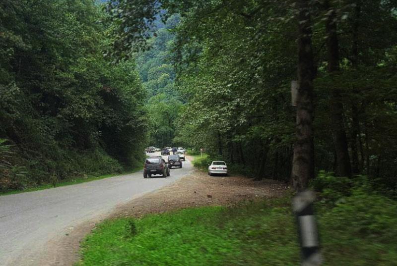 مسابقات اتومبیلرانی خانوادگی کشور در ماسال برگزار میشود