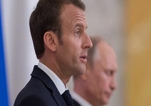 مکرون درباره پیامدهای تنها ماندن روسیه با چین هشدار داد