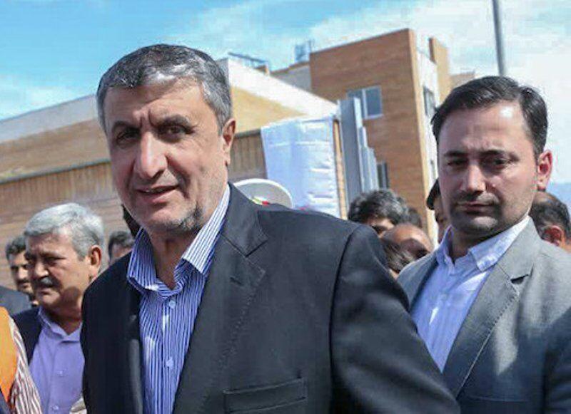 بازدید وزیر راه و شهرسازی از طرحهای ملی و استانی آذربایجان شرقی