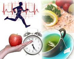 ۸ عادتی که سرعت متابولیسم بدن شما را افزایش میدهد
