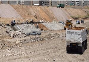 بهره برداری از پروژه ساماندهی رودخانه باراجین در پاییز