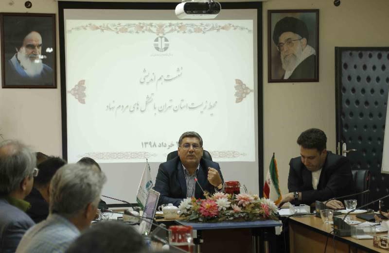 طرح جامع مدیریت پسماند در تهران وجود ندارد