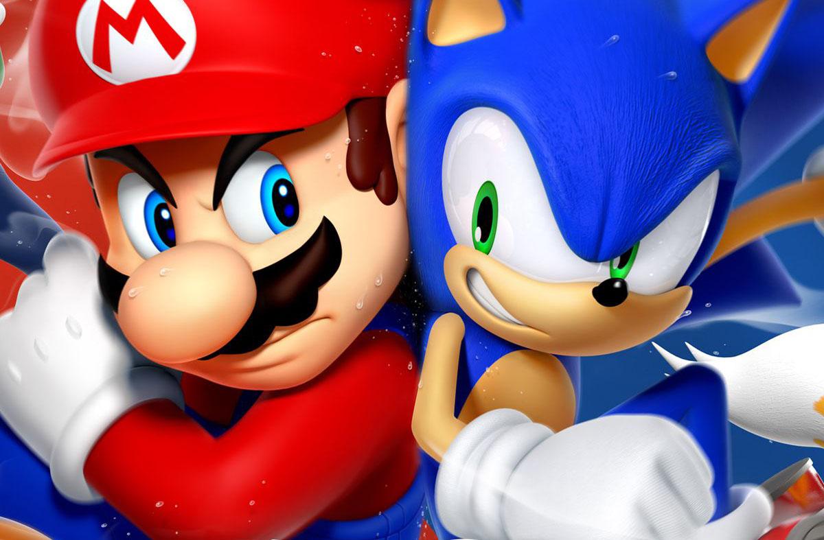 ماریو و سونیک به بازیهای المپیک باز میگردند +تریلر