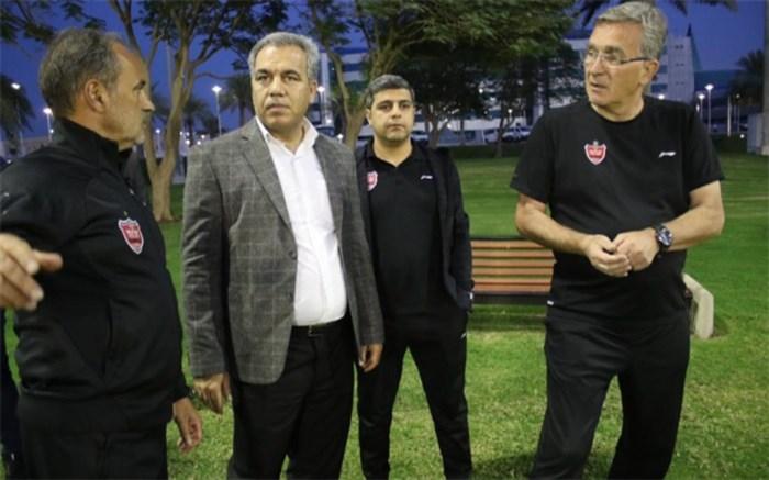 عرب: برانکو گفت صحبت هایش به طور کامل منتشر نشده است/ آماده ایم طلب برانکو را پرداخت کنیم