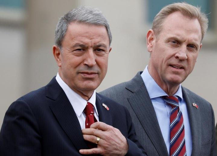 ترکیه: نامه آمریکا با روح حاکم بر ائتلاف دو کشور مغایر است