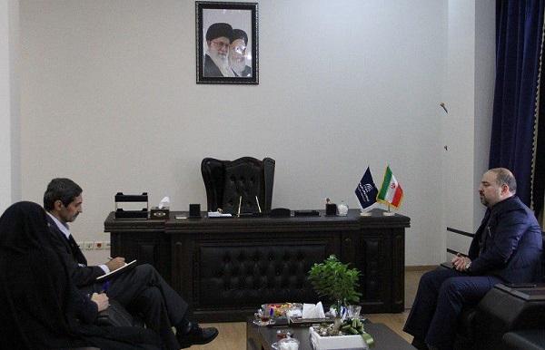 رئیس پژوهشگاه ICT با دبیر ستاد توسعه حمل و نقل پیشرفتهی معاونت علمی ریاست جمهوری دیدار کرد