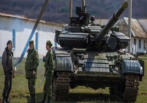 روسیه حضور نظامی خود را در کریمه افزایش داد