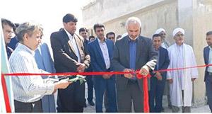 بهره برداری دومین پنل خورشیدی استان در آق قلا