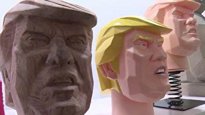 چکش کاری ترامپ به دست چینیها + فیلم