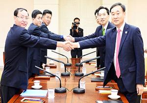 سئول: برگزاری نشست سران دو کره در ماه جاری دشوار است