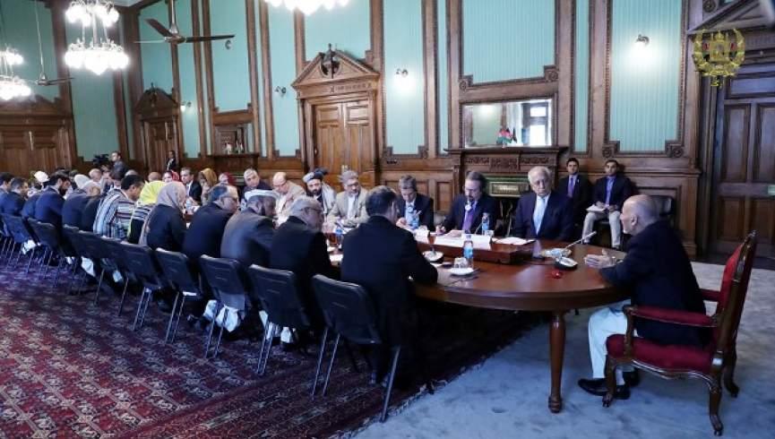 خلیلزاد: روند صلح افغانستان وارد مرحله جدیدی می شود