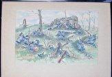 باشگاه خبرنگاران -خشنترین نقاش تاریخ را بشناسید/ وقتی هنر جای خود را به جنایت و خونریزی میدهد + تصاویر