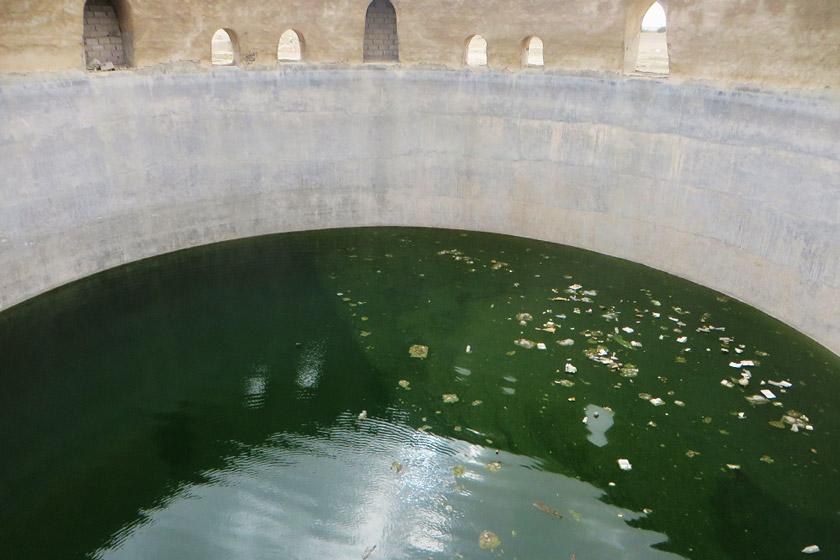 بزرگترین آبانبارهای ایران به روایت تصاویر