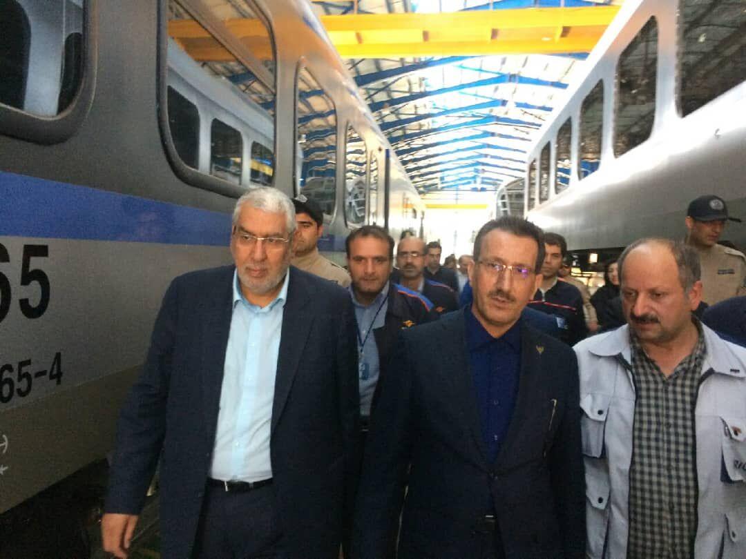 ایران درحوزه سیگنالینگ راه آهن جزو ۸ کشور برتر دنیا است