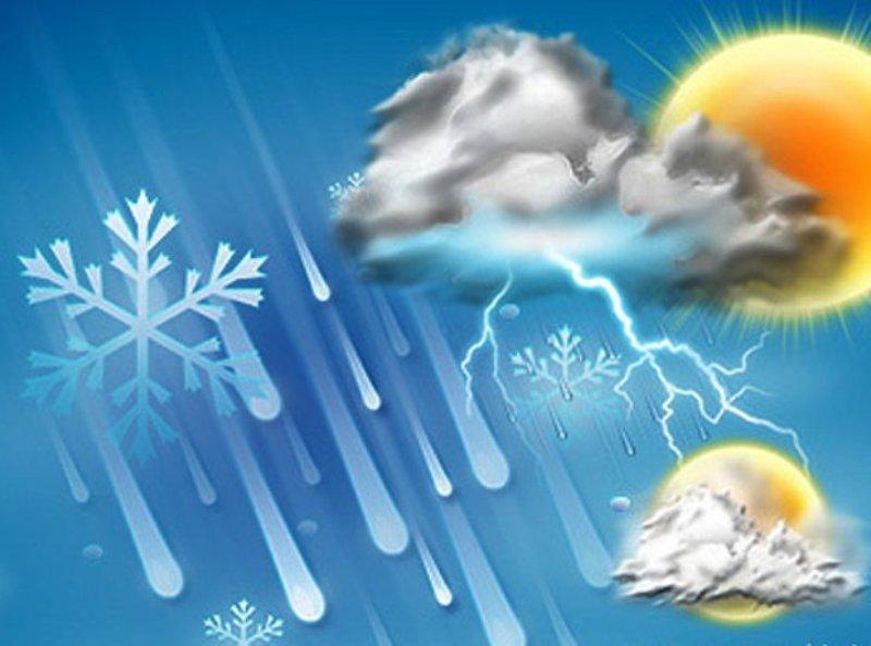 افزایش ابر و سرعت وزش باد در همدان