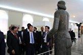باشگاه خبرنگاران -نخست وزیر ژاپن به موزه ملی ایران رفت