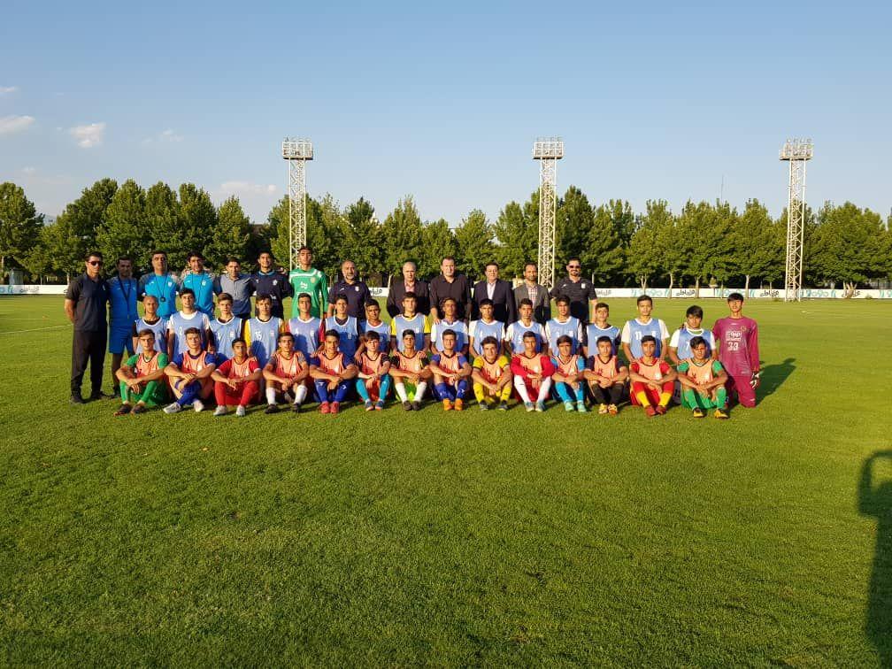 نگاه تیزبین ویلموتس به تیمهای پایه ضمانتی برای آینده فوتبال ملی